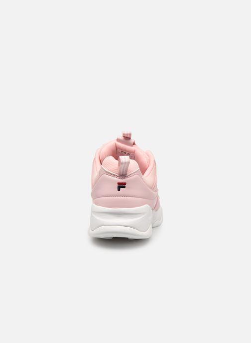 Sneakers FILA Ray F Low Wmn Pink Se fra højre