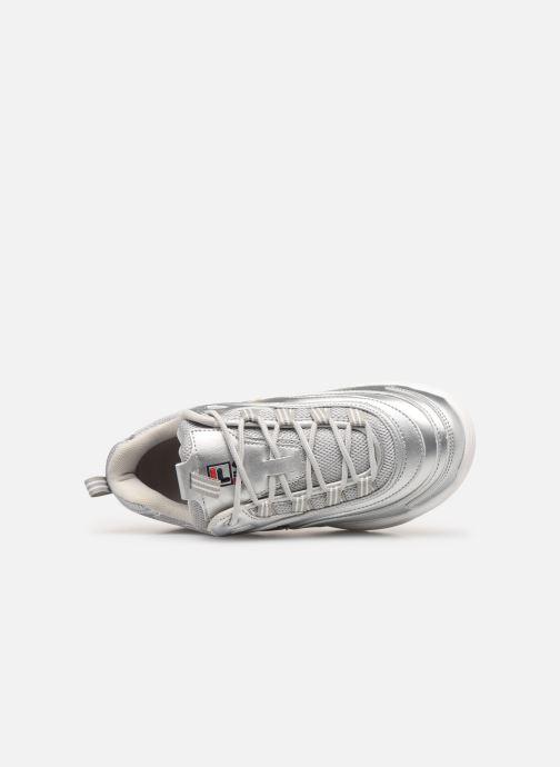 Sneakers FILA Ray F Low Wmn Sølv se fra venstre