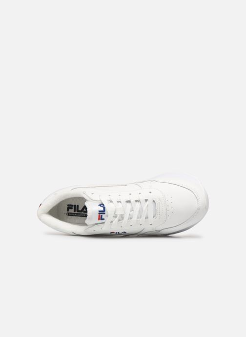 Sneakers FILA Orbit Zeppal L Wmn Bianco immagine sinistra
