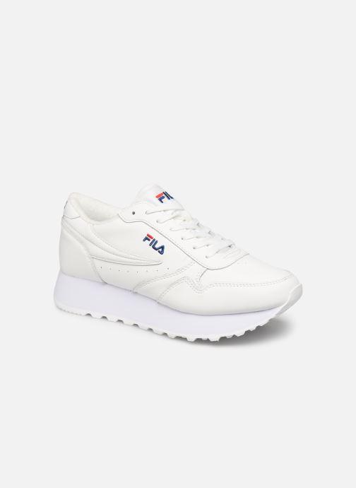 Sneakers FILA Orbit Zeppal L Wmn Bianco vedi dettaglio/paio