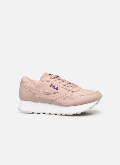 Sneaker FILA Orbit Zeppal L Wmn rosa ansicht von hinten