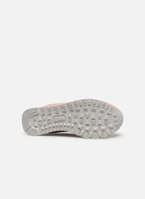 Sneaker FILA Orbit Zeppal L Wmn rosa ansicht von oben