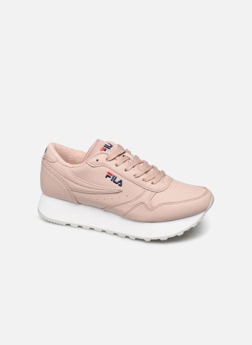 Sneaker FILA Orbit Zeppal L Wmn rosa detaillierte ansicht/modell
