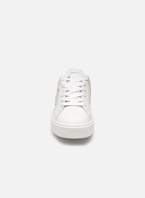 Sneaker FILA Overstate L Low Wmn weiß schuhe getragen