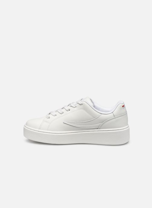 Trainers FILA Overstate L Low Wmn White front view