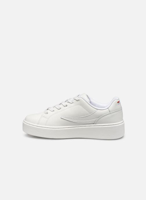 Sneaker FILA Overstate L Low Wmn weiß ansicht von vorne