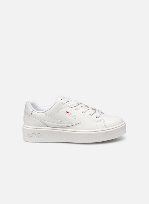 Trainers FILA Overstate L Low Wmn White back view