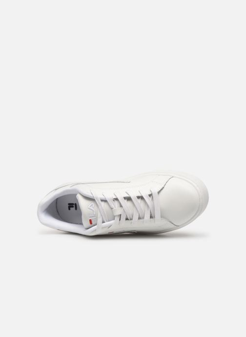 Trainers FILA Overstate L Low Wmn White view from the left