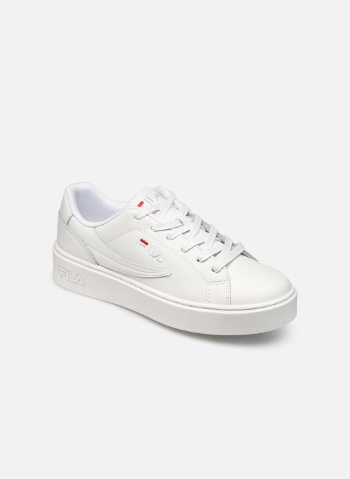 Baskets FILA Overstate L Low Wmn Blanc vue détail/paire