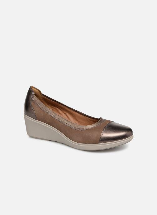 High heels Clarks Unstructured UN TALLARA LIZ Grey detailed view/ Pair view