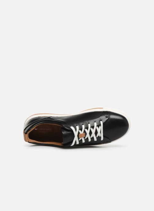 Sneakers Clarks Unstructured UN MAUI LACE Nero immagine sinistra
