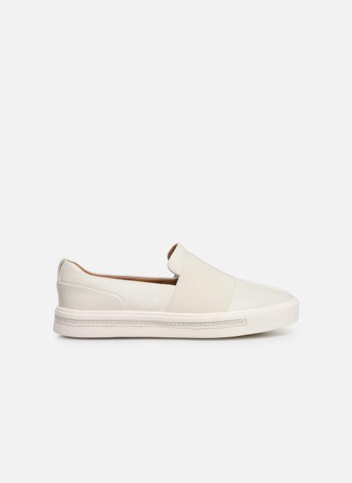 Sneakers Clarks Unstructured UN MAUI STEP Bianco immagine posteriore