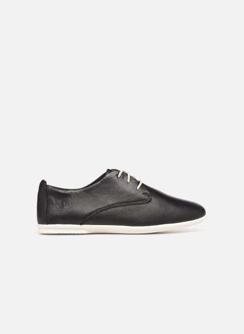 Lace-up shoes Clarks Unstructured UN CORAI LACE Black back view
