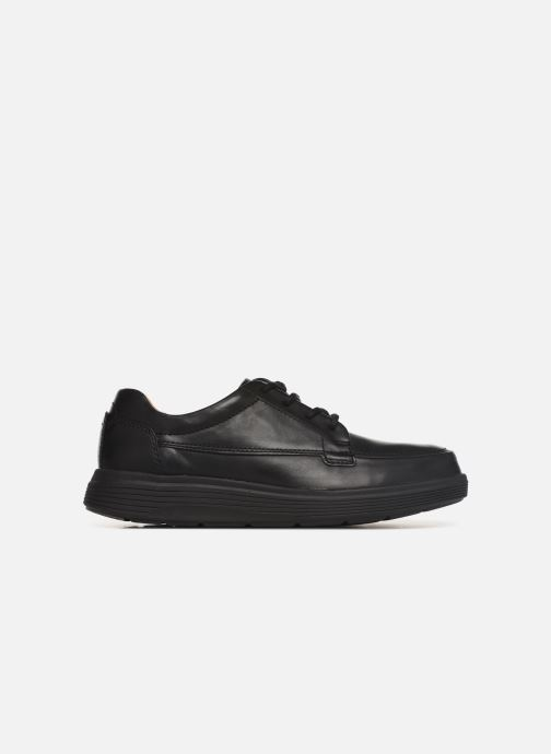 Sneakers Clarks Unstructured UN ADOB EASE Sort se bagfra