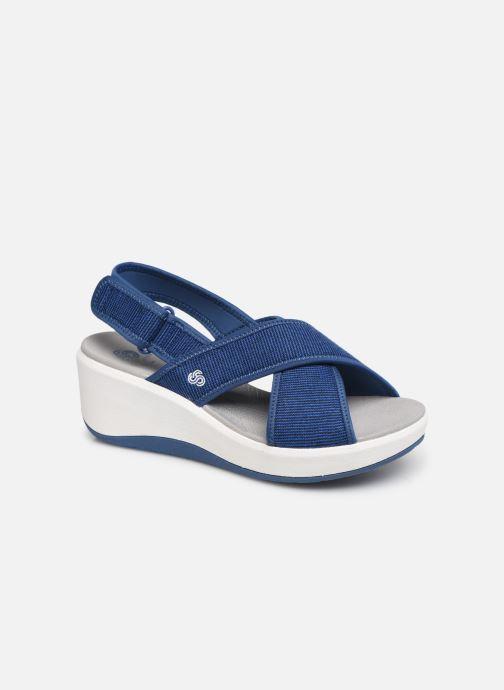 Et Clarks Nu Step Cloudsteppers Cove Sandales pieds By Cali Chez bleu 0HqqAw