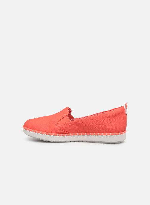 Mocassins Cloudsteppers by Clarks Step Glow Slip Rose vue face