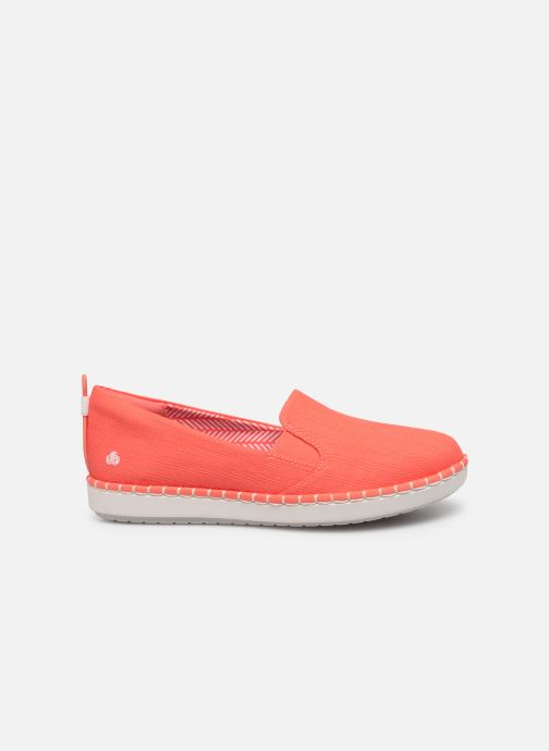Mocassins Cloudsteppers by Clarks Step Glow Slip Rose vue derrière