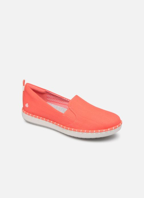Slipper Cloudsteppers by Clarks Step Glow Slip rosa detaillierte ansicht/modell