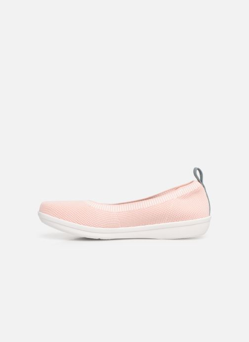 Ballerines Cloudsteppers by Clarks Ayla Paige Rose vue face