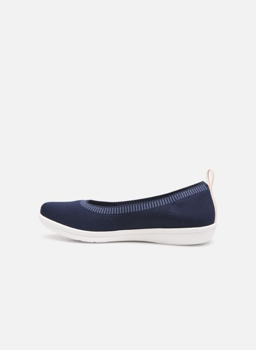 Ballerina's Cloudsteppers by Clarks Ayla Paige Blauw voorkant