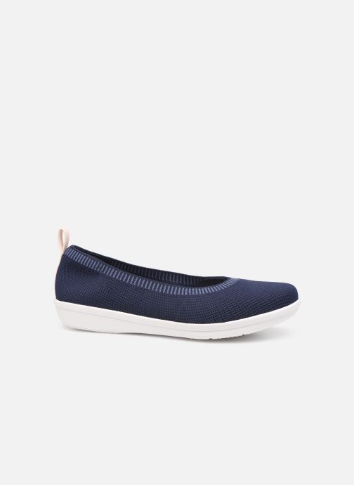 Ballerina's Cloudsteppers by Clarks Ayla Paige Blauw achterkant
