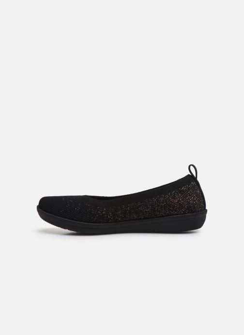 Ballerine Cloudsteppers by Clarks Ayla Paige Nero immagine frontale