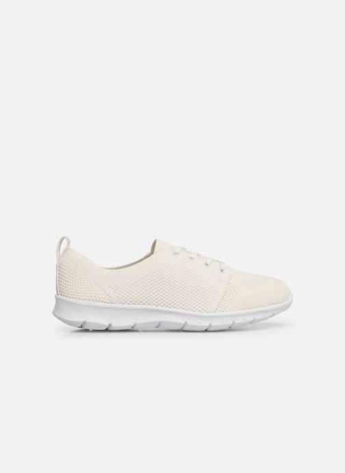 Sneaker Cloudsteppers by Clarks Step Allena Sun weiß ansicht von hinten