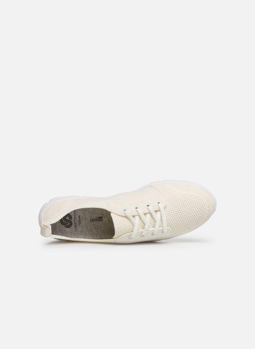 Sneaker Cloudsteppers by Clarks Step Allena Sun weiß ansicht von links