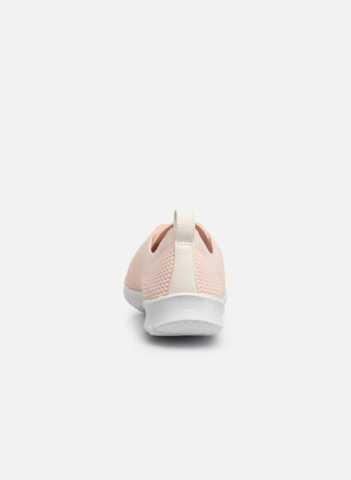 Baskets Cloudsteppers by Clarks Step Allena Sun Rose vue droite