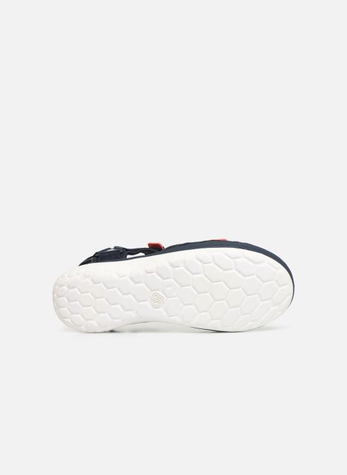 Sandalen Cloudsteppers by Clarks Step Beat Sun Blauw boven