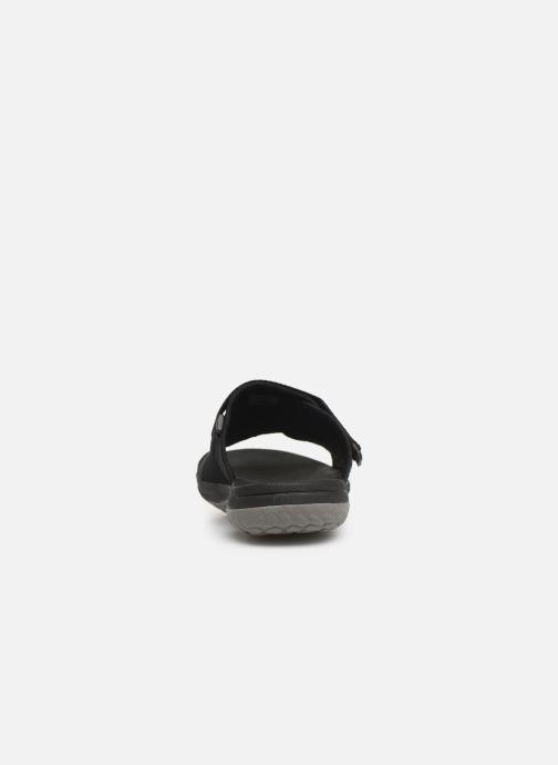 Sandales et nu-pieds Cloudsteppers by Clarks Step Beat Surf Noir vue droite