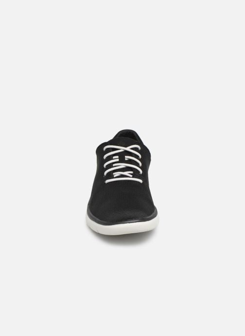 Trainers Cloudsteppers by Clarks Tunsil Ace Black model view