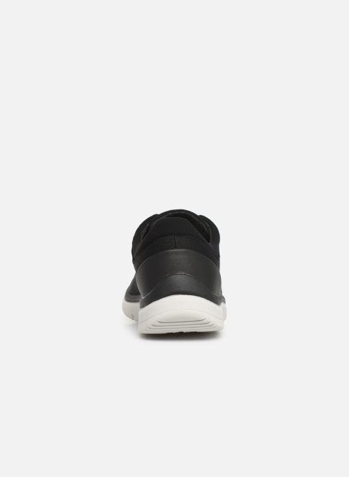 Baskets Cloudsteppers by Clarks Tunsil Ace Noir vue droite