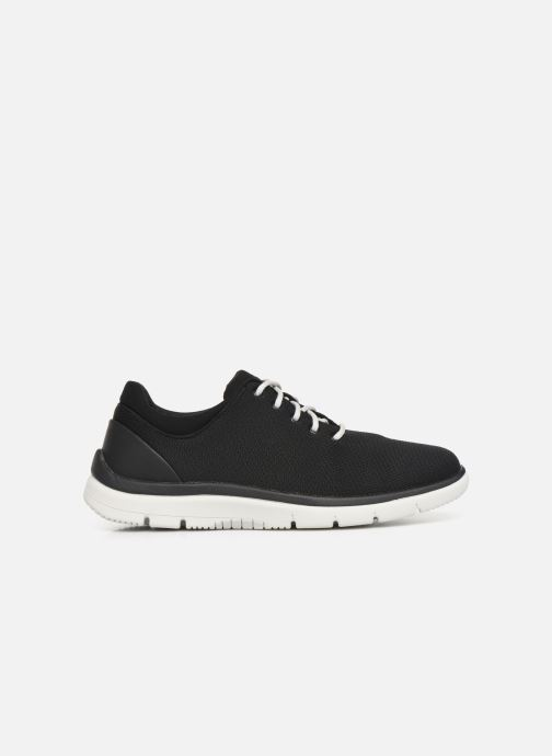 Trainers Cloudsteppers by Clarks Tunsil Ace Black back view