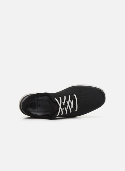 Sneakers Cloudsteppers by Clarks Tunsil Ace Zwart links