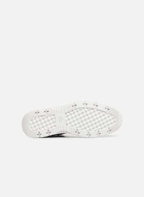 Baskets Cloudsteppers by Clarks Tunsil Ace Noir vue haut