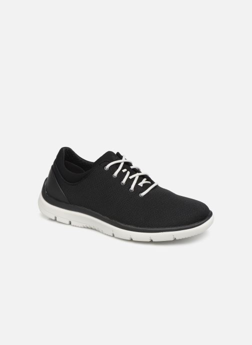 Trainers Cloudsteppers by Clarks Tunsil Ace Black detailed view/ Pair view