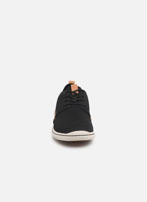 Baskets Cloudsteppers by Clarks Step Urban Mix Noir vue portées chaussures