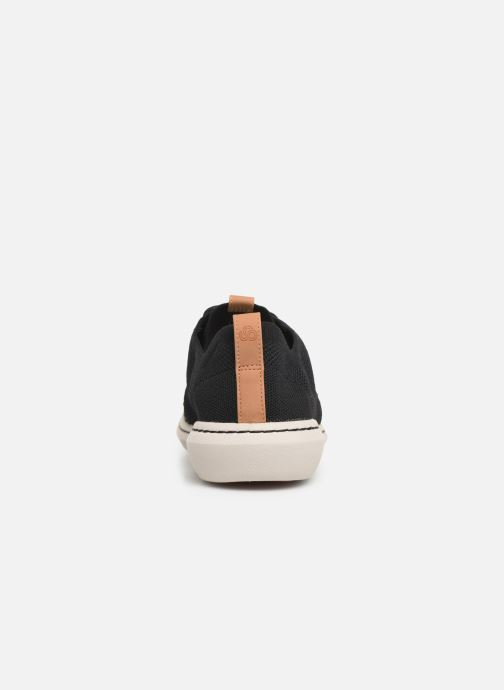 Baskets Cloudsteppers by Clarks Step Urban Mix Noir vue droite