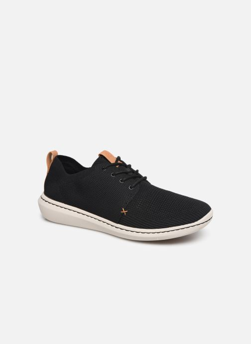 Baskets Cloudsteppers by Clarks Step Urban Mix Noir vue détail/paire