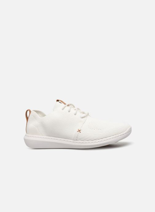 Sneakers Cloudsteppers by Clarks Step Urban Mix Wit achterkant