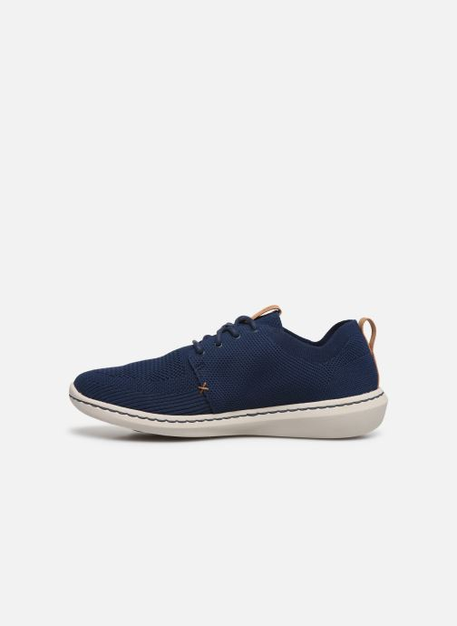 Sneakers Cloudsteppers by Clarks Step Urban Mix Azzurro immagine frontale