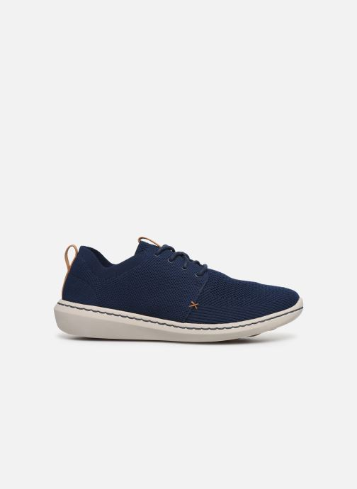 Sneakers Cloudsteppers by Clarks Step Urban Mix Azzurro immagine posteriore