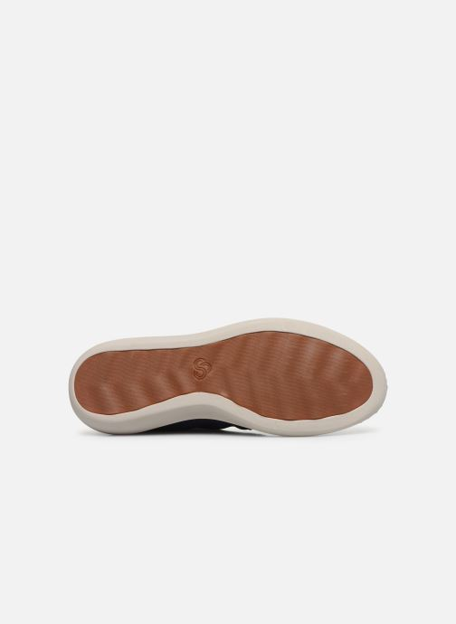 Sneakers Cloudsteppers by Clarks Step Urban Mix Azzurro immagine dall'alto