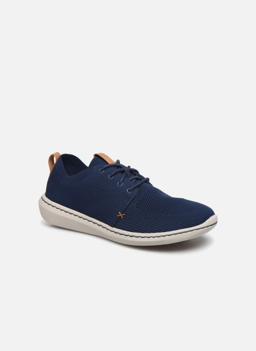 Sneakers Cloudsteppers by Clarks Step Urban Mix Azzurro vedi dettaglio/paio