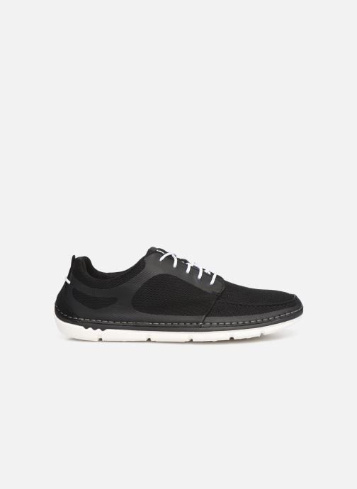 Trainers Cloudsteppers by Clarks Step Maro Sol Black back view