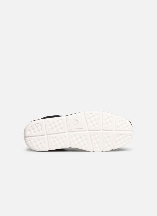 Trainers Cloudsteppers by Clarks Step Maro Sol Black view from above