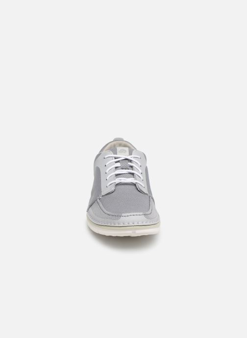 Baskets Cloudsteppers by Clarks Step Maro Sol Gris vue portées chaussures