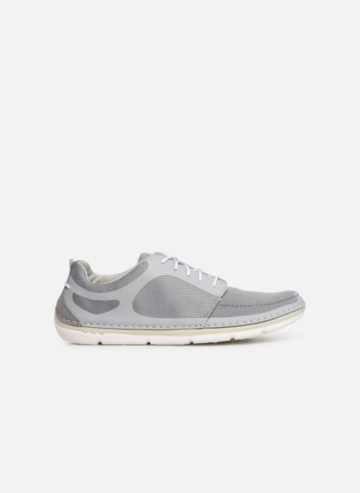 Trainers Cloudsteppers by Clarks Step Maro Sol Grey back view