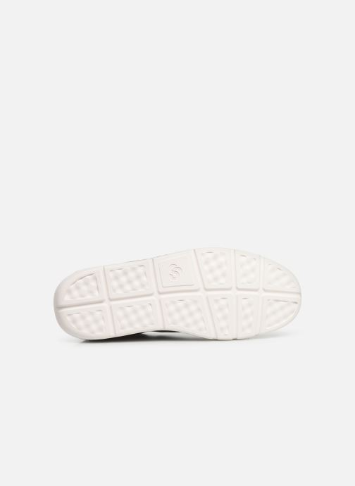 Baskets Cloudsteppers by Clarks Step Maro Sol Gris vue haut